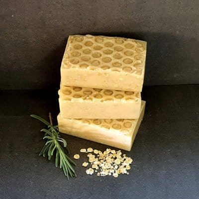 Oatmeal Natural Soap
