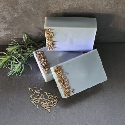 Pure Lavender Natural Soap 90g