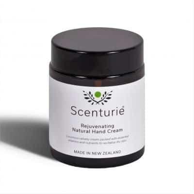 Rejuvenating Natural Hand Cream