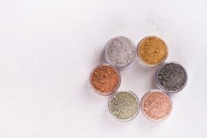cosmetic clay mud powders