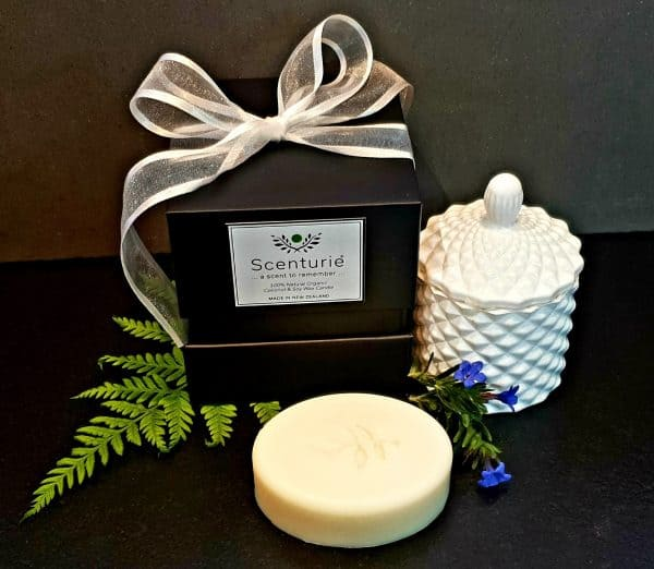New Mum Gift Set Candle and Soap