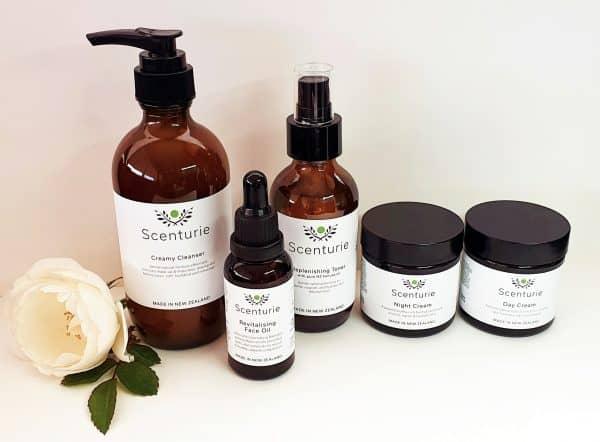 Essential Natural Skin Care Set
